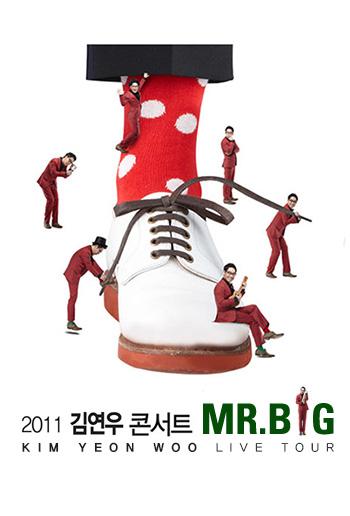 2011 김연우 전국투어 <MR. BIG>
